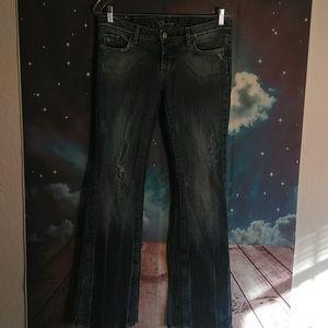 Bebe Jeans woman''s size waist 33